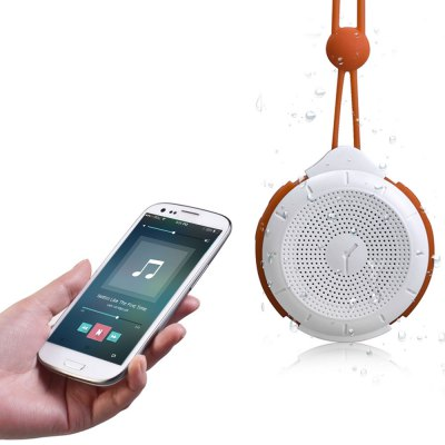 MOCREO MOSOUND Tictac IPX4 Water Resistant Wireless Bluetooth V2.1 Speakerphone