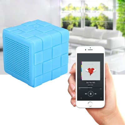 B13  -  MF Portable Wireless Bluetooth Magic Cube Speaker