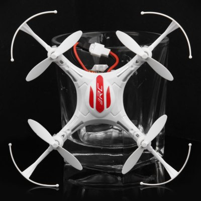 ФОТО JJRC H8 Mini Headless Mode 2.4G 4CH RC Quadcopter 6 Axis Gyro 3D Flip UFO One Key Return Aircraft