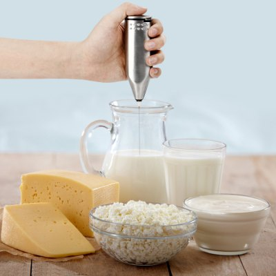 TOKUYI TO-MFR Automatic Coffee Milk Frother