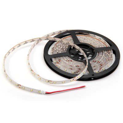 IP65 Water Resistant DC 12V 5m 24W SMD3528 300 LEDs LED Light StripLED Strips<br>IP65 Water Resistant DC 12V 5m 24W SMD3528 300 LEDs LED Light Strip<br><br>Features: IP-65,Cuttable,Waterproof<br>Length: 5m<br>Number of LEDs: 300<br>Optional Light Color: White,Warm White<br>Input Voltage: DC12<br>Product weight: 0.142 kg<br>Package weight: 0.17 kg<br>Product size (L x W x H): 16.5 x 16.5 x 1 cm / 6.48 x 6.48 x 0.39 inches<br>Package size (L x W x H): 18 x 18 x 2 cm / 7.07 x 7.07 x 0.79 inches<br>Package Contents: 1 x IP65 Water Resistant LED Light Strip
