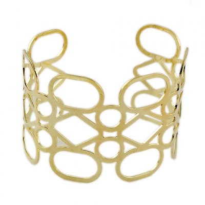 Stylish Openwork Round Bracelet For Women