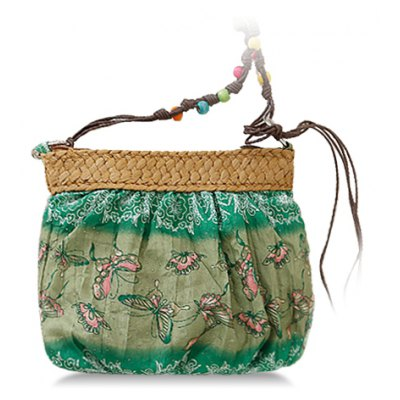 Floral Print Design Crossbody Bag For Women