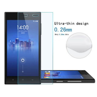 0.26mm 9H Tempered Glass Screen Protector for Xiaomi 3