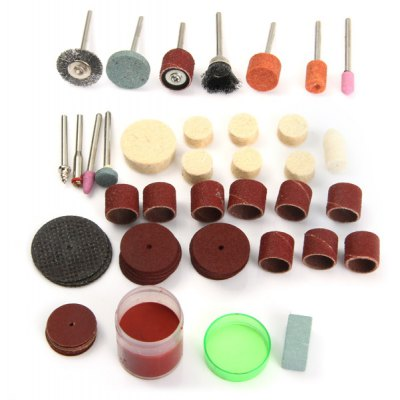 WLXY 105PCS Practical Carving Grindering Polishing Tools Kits Suit