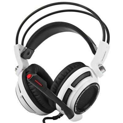 Somic G941 7.1 Virtual Sound USB Gaming Headset with Mic Voice Control Vibrating Function