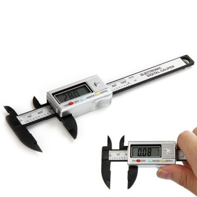 100mm Electronic Digital LCD Vernier Calipers