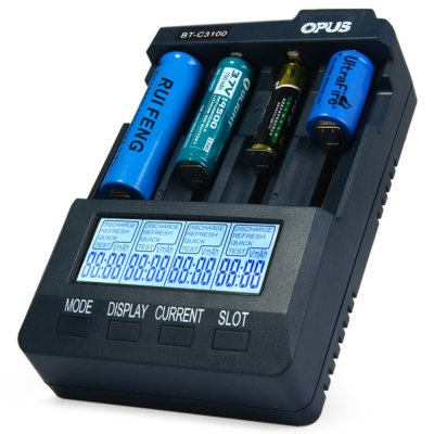 Opus BT-C3100 Battery Charger