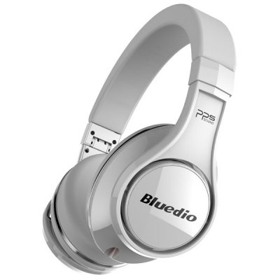 Bluedio UFO 8 Tracks 3D Sound Effect Wireless Bluetooth Headset Headphones Over Ear for Smartphone Tablet PC Computers