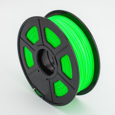 Sunlu 3D Printer Filament ABS 1.75mm Supplies Makerbot  -  400m3D Printer Supplies<br>Sunlu 3D Printer Filament ABS 1.75mm Supplies Makerbot  -  400m<br><br>Brand: Sunlu<br>Color: Black,Blue,Gold,Green,Pink,Purple,Red,Silver,Skin,White<br>Function: Printing stuff in higher strength, Suitable for most FDM printers<br>Material: ABS<br>Package Contents: 1 x Sunlu ABS 3D Printer Filament 1.75mm<br>Package size: 21.90 x 21.90 x 8.30 cm / 8.62 x 8.62 x 3.27 inches<br>Package weight: 1.3500 kg<br>Product size: 20.00 x 20.00 x 6.40 cm / 7.87 x 7.87 x 2.52 inches<br>Product weight: 1.1850 kg<br>Special features: Harmless to human beings,  Nice integrated performance, Eco-friend
