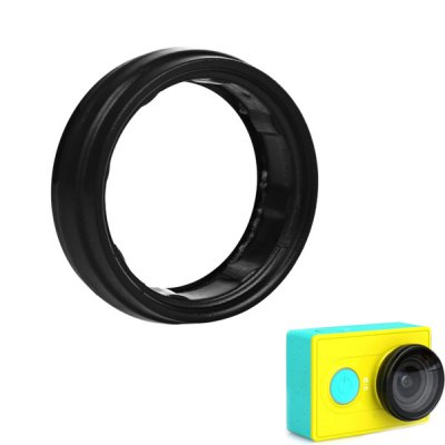 Camera Lens Protector UV Filter for Original  Xiaomi Yi Action Sport CameraAction Cameras &amp; Sport DV Accessories<br>Camera Lens Protector UV Filter for Original  Xiaomi Yi Action Sport Camera<br><br>Accessory type: Filters<br>Apply to Brand: Xiaomi<br>Compatible with: Xiaomi Yi<br>Package Contents: 1 x UV Lens<br>Package size (L x W x H): 5.00 x 6.00 x 2.00 cm / 1.97 x 2.36 x 0.79 inches<br>Package weight: 0.0300 kg<br>Product size (L x W x H): 3.00 x 3.00 x 1.00 cm / 1.18 x 1.18 x 0.39 inches<br>Product weight: 0.0040 kg