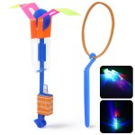 HY 558A Arrow Helicopter Faery Flying Toy with LED for Children Outdoor Entertainment