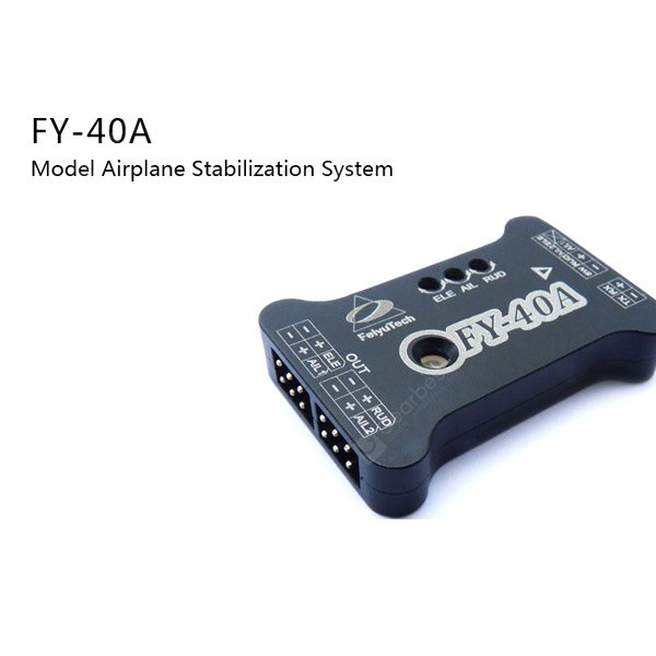 Feiyu Tech FY - 40A Inertial Attitude Measurement Instrument Fixed Wing RC Aircraft Spare-62.67 Online Shopping GearBest.com