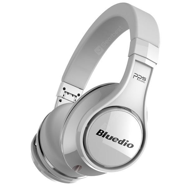 Image de Bluedio UFO 8 Tracks 3D Sound Effect Wireless Bluetooth Headset Bluetooth V4.1 Headphone for Smartphone Tablet PC Computers