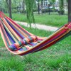 Tripolar TP1106 Durable Canvas Outdoor Camping Hiking Swing Hammock photo