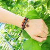 Cute Colored Beads Decorated Layered Bracelet For Women deal
