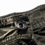 Military Style Stylish Camo Design Multi-Pocket Straight Leg Cotton Blend Shorts For Men deal