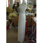 Sexy Halter Hollow Out Spliced Maxi Dress For Women for sale
