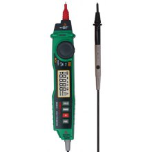 Aimometer MS8211 Pen Type Digital Multimeter AC Voltage Detector Voltage Diode / Continuity Tester