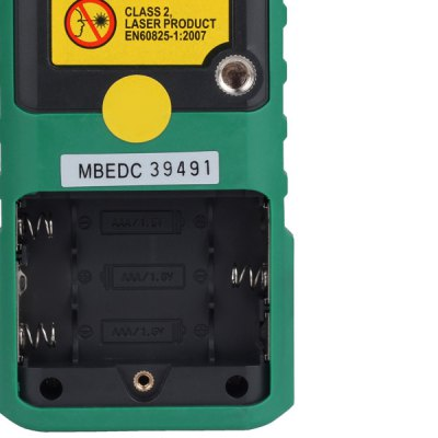 Фотография MASTECH MS6416 Laser Distance Meter 60M Digital Range Finder Laser Tape Measure with Bubble Level