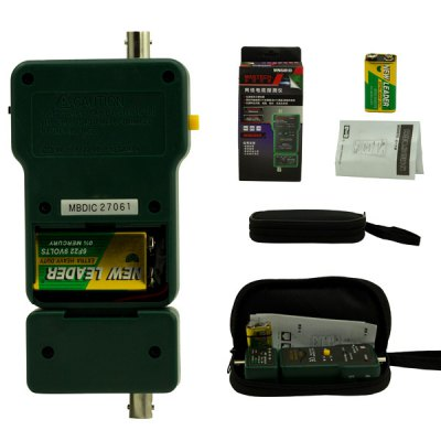 Гаджет   MASTECH MS6810 Multi Network Cable Tester Meter RJ45 BNC Tests for Coaxial Cable Multimeters & Fitting