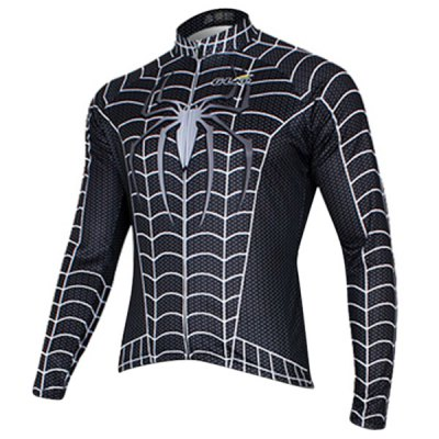 Elastic Men Breathable Long Sleeved Cycling Jersey and Pants Set with YKK Zipper Size XXS  -  4XLCycling<br>Elastic Men Breathable Long Sleeved Cycling Jersey and Pants Set with YKK Zipper Size XXS  -  4XL<br><br>Type: Cycling Jerseys, Cycling Jerseys<br>For: Man<br>Material: Polyester, Lycra, Spandex<br>Functions: Breathable, Soft, Quick-drying, Anti-Shrink, Wicking<br>Suitable for : Road Bike, Mountain Bicycle, Bike<br>Condition: 100% New<br>Size: XS, XXL, XXS, XL, XXXL, M, XXXXL, S, L<br> Product weight : 0.490 kg<br>Package weight : 0.610 kg<br>Package size (L x W x H)  : 27.0 x 25.0 x 6.0 cm / 10.61 x 9.83 x 2.36 inches<br>Package Contents: 1 x Cycling Jersey, 1 x Pants