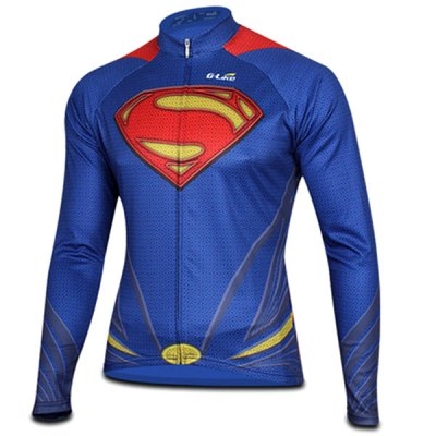 Elastic Men Breathable Long Sleeved Cycling Jersey and Pants Set with YKK Zipper Size XXS  -  4XLCycling<br>Elastic Men Breathable Long Sleeved Cycling Jersey and Pants Set with YKK Zipper Size XXS  -  4XL<br><br>Type: Cycling Jerseys, Cycling Jerseys<br>For: Man<br>Material: Polyester, Lycra, Spandex<br>Functions: Wicking, Breathable, Soft, Quick-drying, Anti-Shrink<br>Suitable for : Road Bike, Bike, Mountain Bicycle<br>Condition: 100% New<br>Size: XXXL, L, XXS, XL, XS, XXL, S, XXXXL, M<br> Product weight : 0.490 kg<br>Package weight : 0.610 kg<br>Package size (L x W x H)  : 27.0 x 25.0 x 6.0 cm / 10.61 x 9.83 x 2.36 inches<br>Package Contents: 1 x Cycling Jersey, 1 x Pants