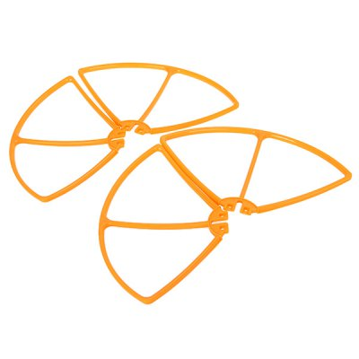 ФОТО SYMA X8C RC Quadcopter Spare Part Blade / Propeller Protection Frame Set  -  4Pcs / Set