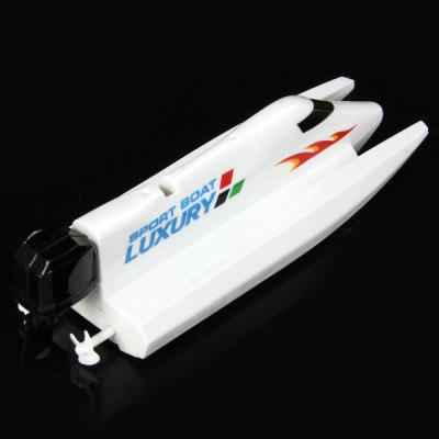 Гаджет   Sea Wing Star 3313 2.4G Remote Control Racing Boat with Dual Propellers High Speed Electric Power Yacht RC Boats
