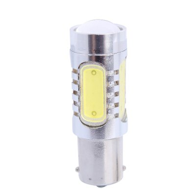 1156 / BA15S / P21W 11W 400Lm 6000K LED for Car Turn Steering Light / Reversing Light Lamp ( DC 12 - 24V )LED Light Bulbs<br>1156 / BA15S / P21W 11W 400Lm 6000K LED for Car Turn Steering Light / Reversing Light Lamp ( DC 12 - 24V )<br><br>Type: Car Light<br>Car light type: Turn Signal Light, Reversing lamp<br>Connector: P21W, BA15S(1156)<br>Lumens: 400LM<br>LED: 5 LEDs<br>Color Temp: 6000K<br>Available Light Color: Cold White<br>Wattage (W): 11<br>Voltage (V): DC 12-24V<br>Features: Easy to use, Low Power Consumption<br>Product weight: 0.022 kg<br>Package weight: 0.082 kg<br>Product size (L x W x H): 5.2 x 2 x 1.8 cm / 2.04 x 0.79 x 0.71 inches<br>Package size (L x W x H): 6.5 x 3 x 3 cm / 2.55 x 1.18 x 1.18 inches<br>Package Contents: 1 x LED Car Light