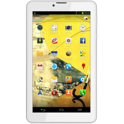 Фотография 7 inch KB Android 4.2 3G Phablet MTK6572 Dual Core 1.2GHz 4GB ROM