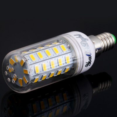 Гаджет   YouOKLight 650LM E14 7W SMD 2835 48 LED Lights Clear Corn Bulb ( 3000K 85  -  265V) LED Light Bulbs