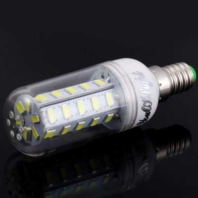 YouOKLight 800LM E14 9W SMD 5730 36 LED Lights Clear Corn Bulb ( 6000K 220 - 240V)