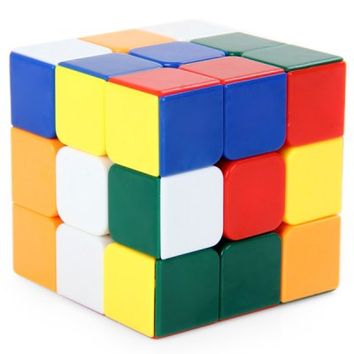 Shengshou 7121A - 1 3x3x3 Educational Magic Cube IQ Puzzle Game Toy