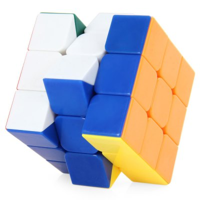 Shengshou 7121A — 1 3x3x3 Magic Cube Brain Teaser Educational Toy ( Three Layers )