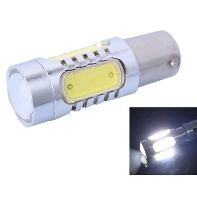 1157 / BAY15D 11W 400LM 6000K 5 LEDs Car Turn Signal Light Reversing Lamp ( White Light DC 12 - 24V )