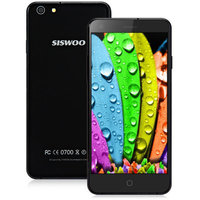 SISWOO i8 Android 5.0 Lollipop 5.0 inch 2.5D Curved Glass 4G Smartphone