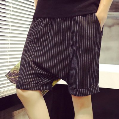 Fashion Lace-Up Low-Crotch Stripe Design Loose Fit Straight Leg Mens Polyester ShortsMens Shorts<br>Fashion Lace-Up Low-Crotch Stripe Design Loose Fit Straight Leg Mens Polyester Shorts<br><br>Style: Fashion<br>Length: Short<br>Material: Polyester<br>Fit Type: Loose<br>Waist Type: Low<br>Closure Type: Drawstring<br>Front Style: Flat<br>Weight: 0.258KG<br>Package Contents: 1 x Shorts