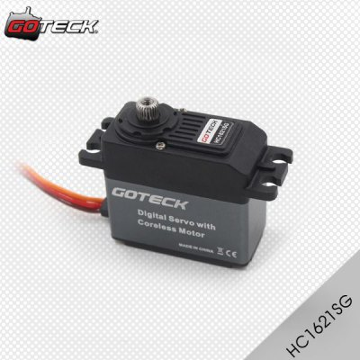 Gotech HC1621SG High End Car Servo Digital Style for Car Model Fixed Wing Aircraft Helicopter DIY Accessories