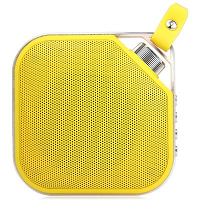 Гаджет   A30 Mini Wireless Bluetooth V2.1 + EDR Speaker with Built - in Battery Support TF Card / AUX / Mic Input Speakers