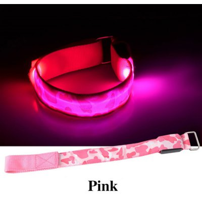 Camouflage Arm Band with LED Light - 3 Modes