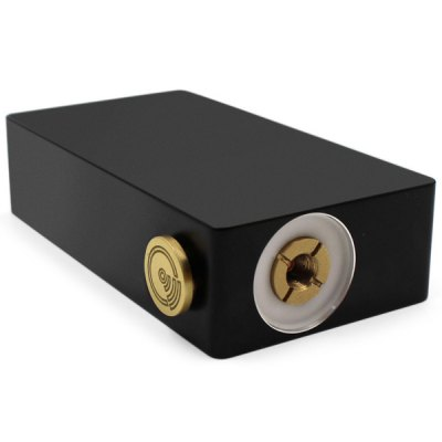 cherry bomber style full mechanical mod mini box mod with magnet switch online shopping. Black Bedroom Furniture Sets. Home Design Ideas