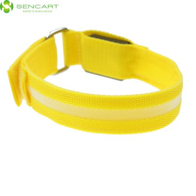 Гаджет   Sencart 3 Mdoes LED Flashing Wristband Bracele Stage Props Armband for Outdoors Sports Rave Party Indoor Lights