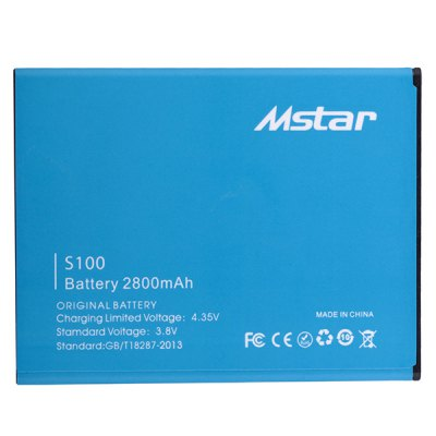 Гаджет   3.8V 2800mAh Rechargeable Battery for Mstar S100 Phablet Cell Phones