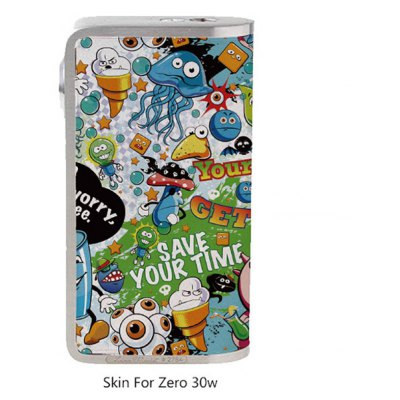 Cool Pattern Skin for Zero 30W Full Body Vinyl Sticker