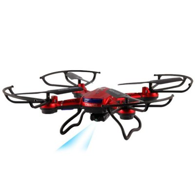 ФОТО F181 Dual Mode 2.4GHz RC Quadcopter 6 Axis Gyro 360 Degree Rolling with Detachable 2.0MP HD Camera