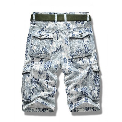 Military Uniform Style Trendy Ethnic Floral Print Multi-Pocket Straight Leg Loose Fit Cotton Blend Summer Shorts For MenMens Shorts<br>Military Uniform Style Trendy Ethnic Floral Print Multi-Pocket Straight Leg Loose Fit Cotton Blend Summer Shorts For Men<br><br>Style: Fashion<br>Length: Bermuda<br>Material: Polyester, Cotton<br>Fit Type: Loose<br>Waist Type: Mid<br>Closure Type: Zipper Fly<br>Front Style: Flat<br>Weight: 0.55KG<br>Package Contents: 1 x Shorts