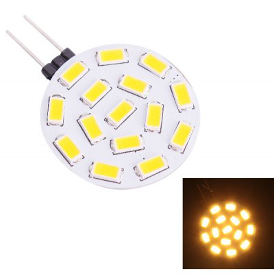 G4 2W 3000K SMD - 5730 LED Light Bulb
