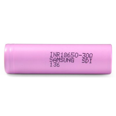 INR18650 - 30Q 18650 3.7V 3000mAh Rechargeable Li-ion BatteryBatteries<br>INR18650 - 30Q 18650 3.7V 3000mAh Rechargeable Li-ion Battery<br><br>Type: Battery<br>Battery Type: INR<br>Rechargeable: Yes<br>Protected: No<br>Voltage(V): 3.7V<br>Suitable for: Microphone,Flashlight,Electronic Cigarette,Multimeter<br>Product weight: 0.046 kg<br>Package weight: 0.07 kg<br>Product size (L x W x H): 6.5 x 1.8 x 1.8 cm / 2.55 x 0.71 x 0.71 inches<br>Package size (L x W x H): 8 x 3 x 3 cm / 3.14 x 1.18 x 1.18 inches<br>Package Contents: 1 x INR18650 - 30Q Battery