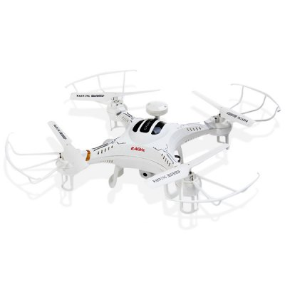 Гаджет   XIN LIN X118 5.8G FPV Headless 2.4GHz 6 Axis Gyro 6CH RC Quadcopter with 0.3MP HD Camera 3D Eversion Aircraft RC Quadcopters